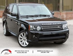 2012 Land Rover Range Rover Sport HSE LUX | Navigation | Sunroof
