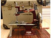 Vintage Essex Sewing Machine