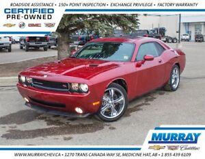 2010 Dodge Challenger R/T Manual *Leather *HEMI *NAV *Heated Sea