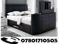 BED BRAND NEW ELECTRIC TV BED AND STORAGE 6715