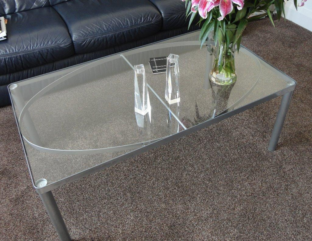Ikea Glass Metal Coffee Table Ikea Dalfors Coffee Table