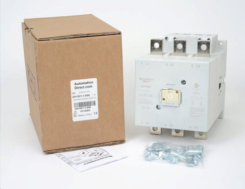 AUTOMATION DIRECT GH15  T-3-00B GH15 SERIE  IEC CONTACTOR  260A
