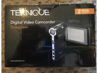 New teknique digital video camcorder