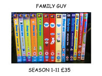 dvds, blurays, boxsets