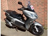 TGB X-MOTION 125cc SCOOTER EXCELLENT CONDITION LOW MILEAGE 1 OWNER FROM NEW