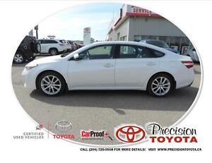 2013 Toyota Avalon Limited Local One Owner, Leather, Navi, He...
