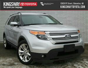 2013 Ford Explorer 4WD Limited Edition