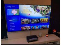 """Sony 4K tv 65"""""""
