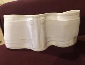 Maternity back support belt