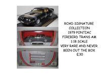 1979 PONTIAC FIREBIRD TRANS AM DIECAST MODEL CAR