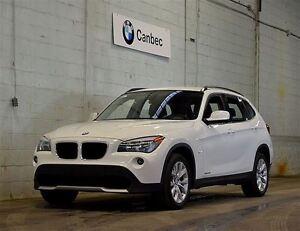 2012 BMW X1 xDrive28i | ENTRY LEVEL X1 | AWD FAMILY SUV | LOW
