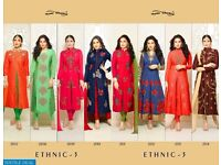 YOUR CHOICE ETHNIC-3 WHOLESALE DRESS MATERIAL