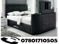 BED BRAND NEW ELECTRIC TV BED AND STORAGE 6658