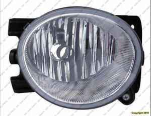 Fog Light Passenger Side High Quality Honda Pilot 2009-2011