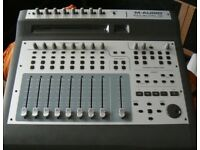 projectmix m-audio soundcard sound card controller midi audio adat