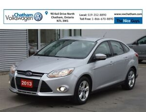 2013 Ford Focus SE Heated Seats Bluetooth Automatic