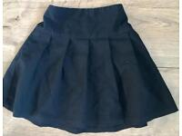 2-3 years girls school skirt