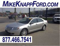 2012 Lincoln MKZ *One Owner *Leather *SYNC