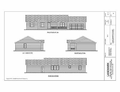 Kit Homes House By Landmark Home Land Co Prefab House Home Pre Fab Panel Home