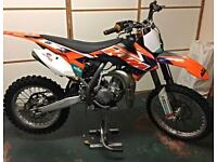 KTM SX 85 2015 Big Wheel