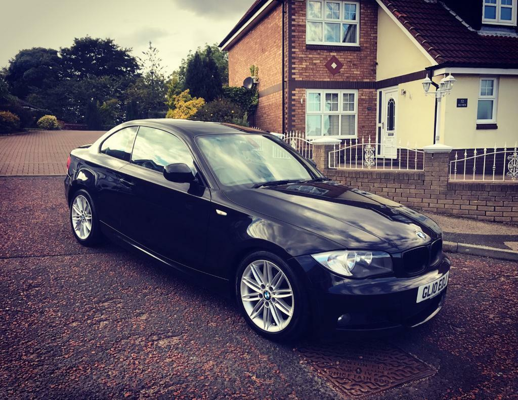 2010 10 BMW 118D COUPE MSPORT DIESEL // CHEAPEST IN COUNTRY GURANTEED
