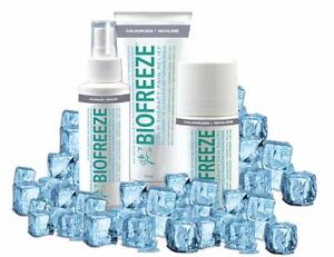 NEW Biofreeze Pain Relief Cold Therapy (Gel, Spray or Roll-on) **Canadian Seller** www.biofreezeonline.ca