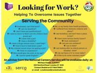 FREE TRAINING AND ACCESS TO HUNDREDS OF JOBS IN ALL SECTORS