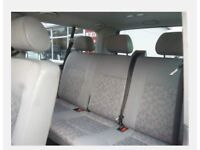 vw T5 transporter caravelle rear seats for sale