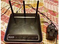 Belkin N1 Wireless Router, model: F5D8231-4, working order