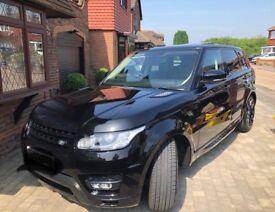 Range Rover Sport Dynamic
