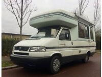 1998 VW AUTOSLEEPER CLUBMAN 2.5 TDi EXCELLENT CONDITION THROUGHOUT WITH FSH AND NEW CAM-BELT BARGAIN
