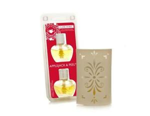 Applejack & Peel Electric Fragrance Warmer Unit & Refill Bundle