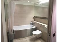 5 minutes to CANARY WHARF!!!! Amazing double IN AMAZING BUILDING MUST SEE