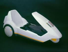 Wanted: Sinclair C5 Dead or Alive