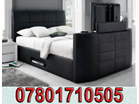 BED BRAND NEW ELECTRIC TV BED AND STORAGE 9895