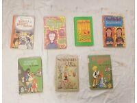 Seven Childrens books