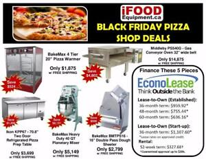 Want to Open a Pizza Shop / Upgrade Existing Equipment