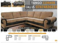 tango sofa/colors available/corner and 3+2/crushed velvet also available o