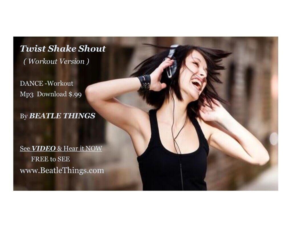 TWIST-SHAKE-SHOUT ( Workout Version ) | in East End, Glasgow | Gumtree