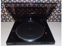 SONY PS-LX250H Full-Automatic Belt-Drive Turntable with built-in pre-amp.