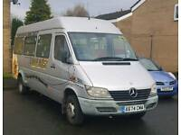 Mercedes sprinter sprintshift