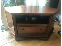 Solid Wood TV Stand with drawer