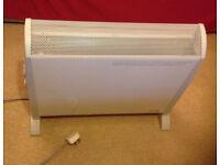 radiator heater Duracraft 2000w
