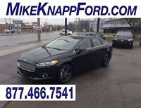 2015 Ford Fusion Titanium AWD *Zero % Financing Available for 72
