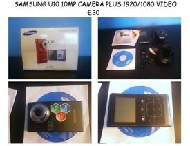 10MP CAMERA WITH HD VIDEO