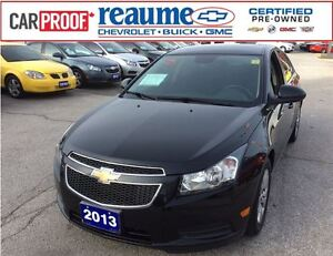 2013 Chevrolet Cruze LT Turbo Remote Starter, Bluetooth