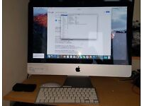 "Apple 21.5"" iMac Core i5 2.5GHz 