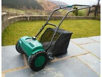 COOPERS CCM01 CORDLESS CYLINDER LAWNMOWER-SUPER CONDITION
