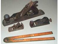 WANTED Antique/vintage Tools Planes, Chisels, Garage, Shed, Barn