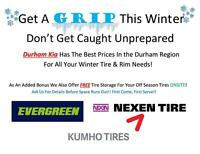 !!BLOWOUT!! WINTER TIRE SALE !! Nexen, Kumho & Evergreen !!!